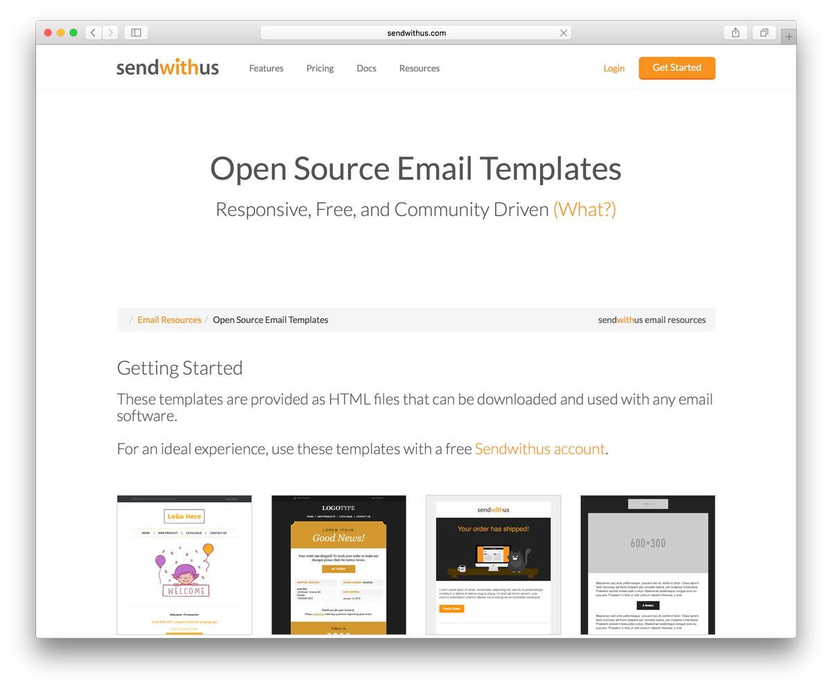 HTMLメールのテンプレートのダウンロード場所。メルマガを装飾するなら雛形がおすすめ。